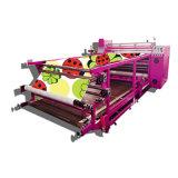 Rouleau de tissu Calendrier Textiles de l'huile de la chaleur Appuyez sur le rouleau de transfert de chaleur de sublimation Machine dbx-1800