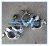 Caja de seguridad en el pasado andamios Fabricante de acoplador