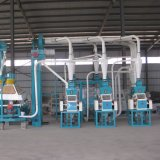 Getreidemühle-Maschinen-Mais-Getreidemühle-Maschine des Mais-10t/D