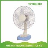 Heiß-Verkäufe gute Qualitätstischventilator mit CB Cer-Zustimmung (FT-1625)