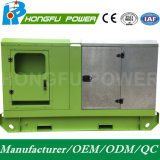 60kw 75kVA Cummins Engine Dieselgenerator/super leises Digital-Panel