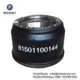 81501100144 del tambor de freno para el hombre de piezas de camiones