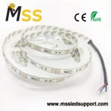 RGB LED de calidad 5050 de 60 LED tira flexible para la decoración