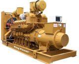 Générateur diesel Volvo 100kw ouvert type 125kVA Groupe électrogène de puissance