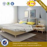 Hotelzimmer-Bett des König-Plywood Veneer (HX-8NR0671)
