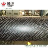 Instalación de tuberías reforzada del PE del tubo de Composited del HDPE del acoplamiento de alambre de acero