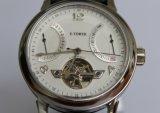 Reloj mecánico de alta calidad estilo empresarial