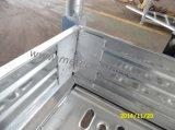 Bordo di protezione della punta per sicurezza per l'impalcatura