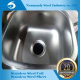 Feuilles d'acier inoxydable de la pente 304 pour le bassin de cuisine