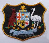 Il ricamo dell'America del Nord Badges la zona su ordinazione dell'esercito (GZHY-PATCH-002)