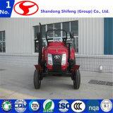 90HP 4WD колеса трактора с фермы на продажу для наилучшего обслуживания