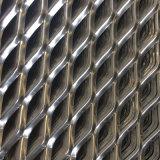 Engranzamento expandido do metal do aço inoxidável