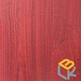 Goldeichen-Holz-Korn-dekoratives Melamin imprägniertes Papier für Möbel vom chinesischen Hersteller