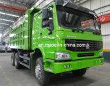Sterke, Duurzame & Grote Waarde 8X4 HOWO 371 de PK Gebruikte Vrachtwagen van de Stortplaats
