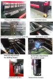 Cnc-hydraulische Presse-Bremsen-Metallverbiegende Maschinerie