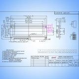 Syb16*02jv10 LCD het Karakter LCM St7066u-0b van de Vertoning van de Module 16X2