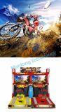 Bici a gettoni del Tt Moto/simulatore adulto della bici/correre la macchina del simulatore della bici/video gioco
