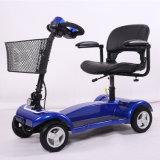 低価格3の車輪2のシートを障害者の大人のための電気移動性のスクーターと買いなさい