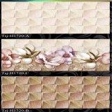 250x400mm de pared de cerámica decorativa mosaico (Tsj-H1717)