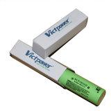 Het navulbare 18650 LiFePO4 Ion van het Lithium van de Batterij NCR18650b 3400mAh