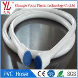 O PVC resistente a altas temperaturas chineses chuveiro, banheira e mangueira de borracha sanitárias