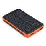30000mAh는 모든 전화를 위한 주문을 받아서 만들어진 로고를 가진 태양 에너지 은행을 방수 처리한다