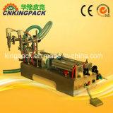 Líquido semiautomática máquina de llenado la cabeza 2