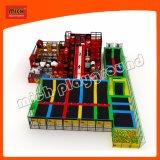 Mich многофункциональный детей игровая площадка в помещении спортивного оборудования для продажи