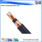 Силовые кабели высокого напряжения изолированные XLPE