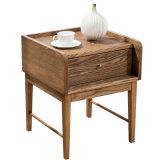 Mobilia laterale moderna B01-17 del salone della Tabella della Tabella del caffè/tè di legno solido