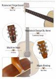 Гитара горячего сбывания изготовленный на заказ акустическая с сертификатом ISO9001
