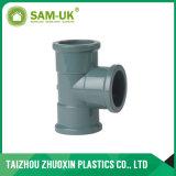 PVC Té de réduction d'usine d'approvisionnement en eau