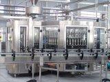 自動プラスチックびんによって炭酸塩化される飲み物水洗浄の充填機