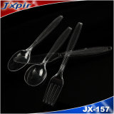 음식 급료 플라스틱 처분할 수 있는 칼붙이 또는 플라스틱 가스 또는 칼붙이 고정되는 플라스틱