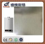 Aço laminado laminado PVC quente da venda para o calefator de água