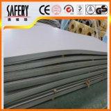La qualité a laminé à froid la feuille d'acier inoxydable de fini de 316L 2b