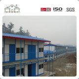 싼 가벼운 강철 구조물 프레임 조립식 모듈방식의 조립 주택 또는 이동할 수 있는 살아있는 건물 또는 Prefabricated 집