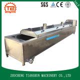蒸気の熱くする自動調理機械および白くなる機械