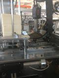 Copo de café de papel descartável que faz a máquina