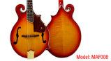 Покрасьте цену по прейскуранту завода-изготовителя Mandolin твердого типа f тела клена акустическую