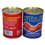 および70gからの4500gトマトのりに磨き粉のトマトのり缶詰になるすべてのサイズ