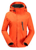 Куртка Softshell горячего сбывания 2017 зим водоустойчивая напольная для человека