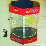 Armadietto di esposizione su ordinazione del giocattolo dell'acrilico LED