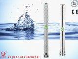Liyuan 4 Zoll-Edelstahl-Antreiber-versenkbare Wasser-Pumpen
