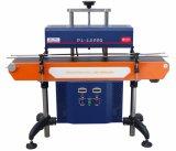 L'induction d'aluminium automatique avec convoyeur de la machine d'étanchéité (ligne de production)