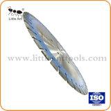 """16 """" 400mm 다이아몬드는 아스팔트 도로, 포장 기계 및 콘크리트를 위해 톱날을"""
