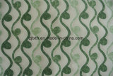 2015의 줄무늬 패턴은 뜨개질을 한 소파 직물을 인쇄했다