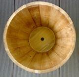 De grotere Levering voor doorverkoop van het Vat van de Pot van de Installatie van de Tuin van de Capaciteit Houten Eiken