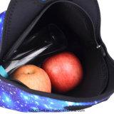 Le néoprène individuel en gros de sac de refroidisseur de déjeuner d'emballage
