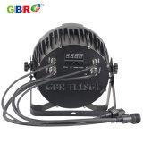 Gbr-Tl1861 18X15W RGBWA+UV 6in1 LED屋外LEDの同価はつくことができる